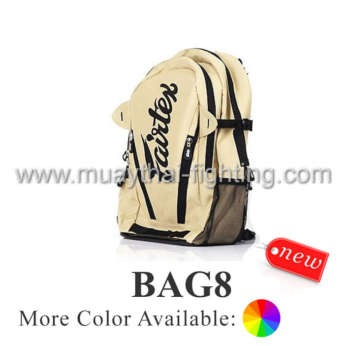 d625355ba397 Fairtex Compact Back Pack BAG8