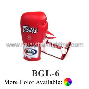 Fairtex Pro Fight Gloves BGL6