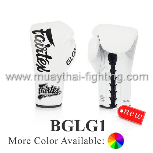 Fairtex Glory Competition Lace up Gloves BGLG1