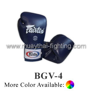 Fairtex Pro Gloves Extra Wide Design-BGV4