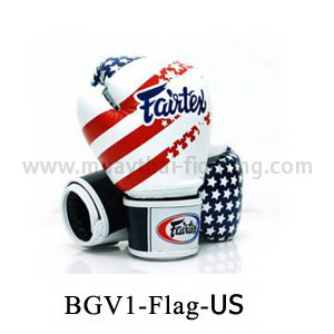 Fairtex Boxing Gloves Limited Edition U.S. BGV1US