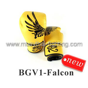 Fairtex Boxing Gloves Limited Edition BGV1 Falcon