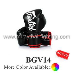 Fairtex Boxing Gloves Brand New Micro Fiber BGV14