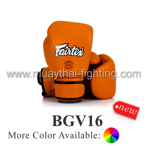 Fairtex Muay Thai Boxing Gloves BGV16