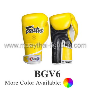 Fairtex Stylish Angular Full Wrist Closure BGV6