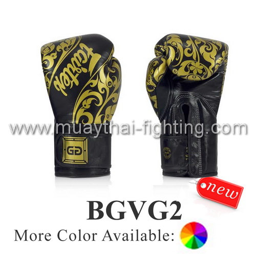 Fairtex Glory Limited Edition Gloves BGVG2