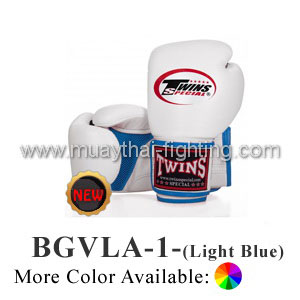 "Twins Special Muay Thai Boxing Gloves ""Air"" BGVLA-1LB"