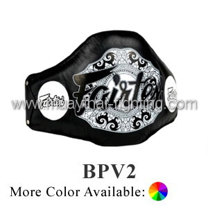 Fairtex Light-Weight Belly Pad BPV2