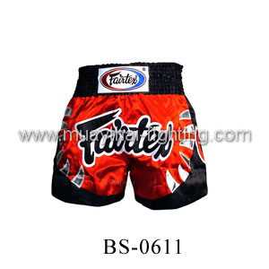 Fairtex Shorts Ferocious Collection Bite BS0611