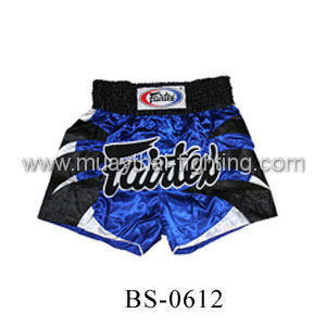 Fairtex Shorts Ferocious Collection Spider BS0612