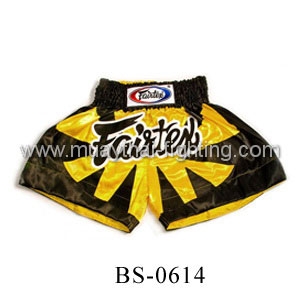 Fairtex Shorts Ferocious Collection Tiger BS0614