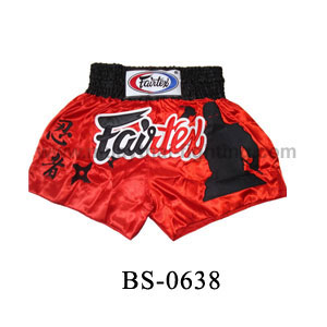 Fairtex Shorts The Assassin BS0638