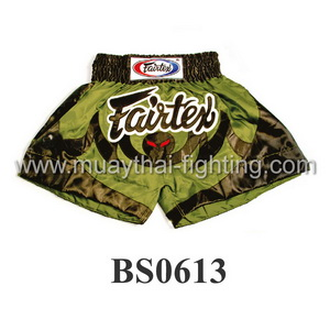 Fairtex Shorts Ferocious Collection Bat BS0613
