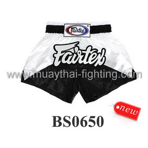 Fairtex Muay Thai Shorts Monochrome BS0650
