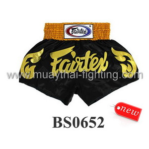 Fairtex Shorts Black BS0652