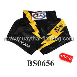 Fairtex Muay Thai Shorts High Voltage BS0656