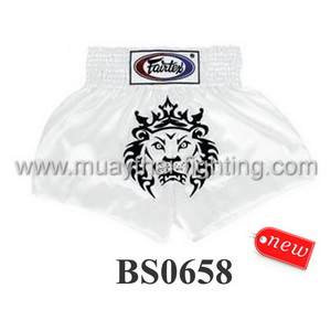 Fairtex Muay Thai  Shorts Leo BS0658