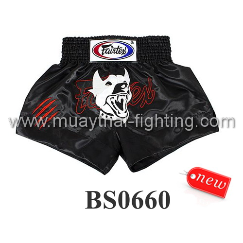 Fairtex Shorts Crazy Dog BS0660