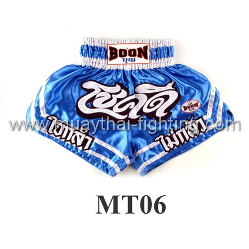Boon Muay Thai Chok Dee Shorts MT06