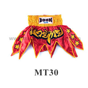 Boon Muay Thai Jagged Edges Skirt MT30