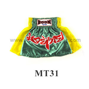 Boon Muay Thai Four Piece Skirt MT31