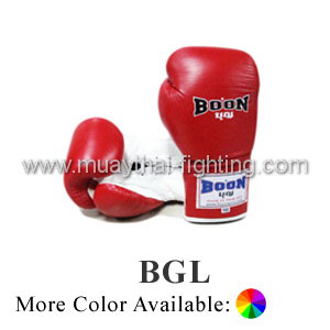 Boon Muay Thai Boxing Glove Lace Up BGL