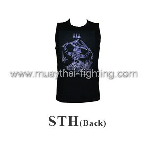 Boon Sport Hanuman Black Training Vest STH