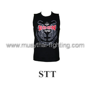 Boon Sport Tiger Black Training Vest STT