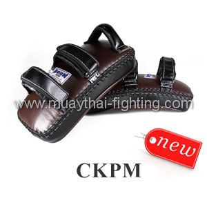 Boon Curved Thai Kick Pads Velcro CKPM