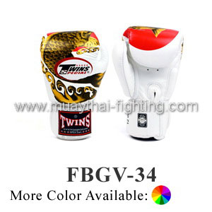 Twins Special Fancy Boxing Gloves Carp Fish FBGV-34G