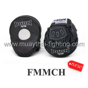 Boon Medium Curved Focus Mitts With Hood FMMCH