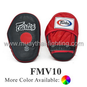 Fairtex The Ultimate Contoured Focus Mitts FMV10