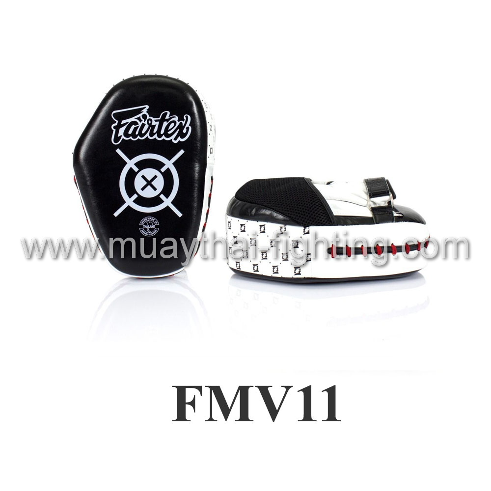Fairtex Aero Focus Mitts FMV11