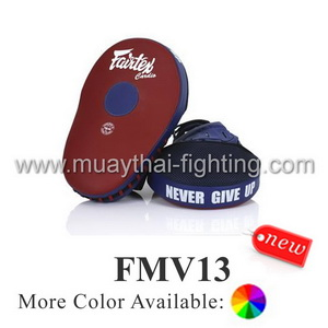Fairtex Cardio Focus Mitts FMV13