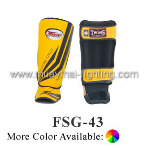 Twins Special Fancy Shin Protection Spirit Design FSG-43