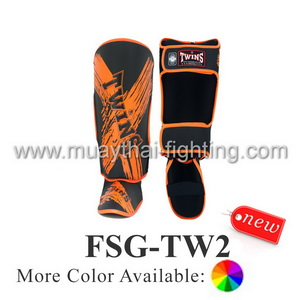 Twins Special Fancy Shin Protection New Collection FSG-TW2