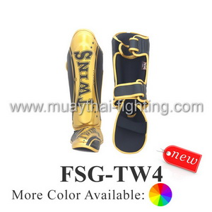 Twins Special Fancy Classic Shin Protection FSG-TW4
