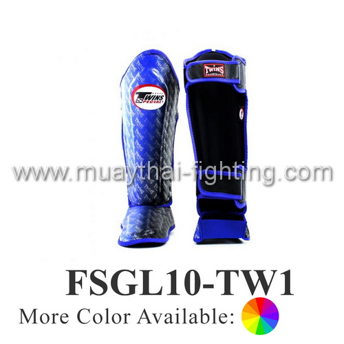 Twins Special Fancy Shin Protection Signature Design FSGL10-TW1