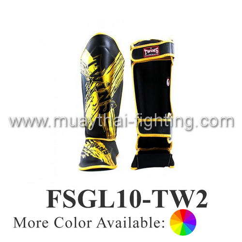 Twins Special Fancy Shin Protection New Collection FSGL10-TW2