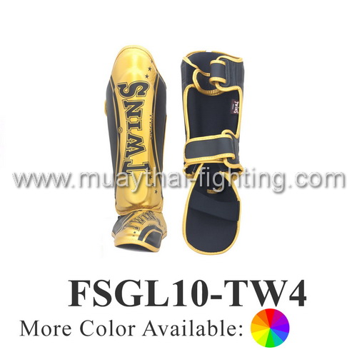 Twins Special Fancy Classic Shin Protection SGL10-TW4(FSGL10-TW4