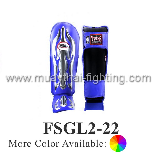 Twins Special Fancy Shin Protection Roman FSGL2-22