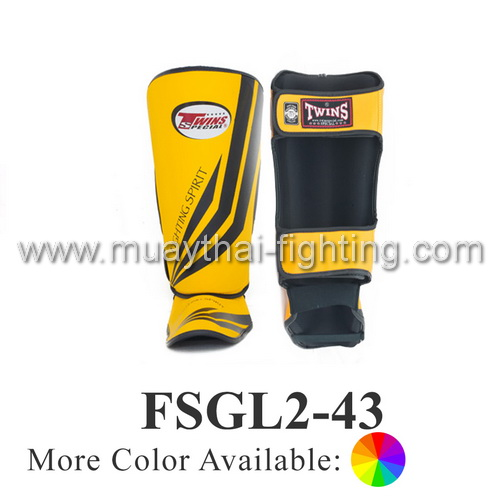 Twins Special Fancy Shin Protection Spirit FSG-43 (FSGL2-43)