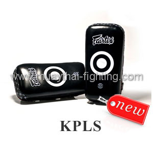 "Fairtex ""Superior\"" Curved Kick Pads KPLS"