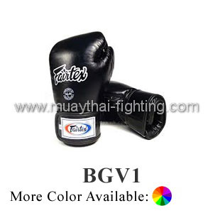 Fairtex Muay Thai Boxing Glove BGV1