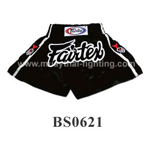Fairtex Shorts Red Eagle Rank BS0621