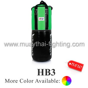 Fairtex Extra-Large Heavy Bag HB3 Black/Green