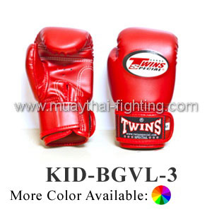 Twins Special Muay Thai Kid\'s Boxing Gloves KID-BGVL-3