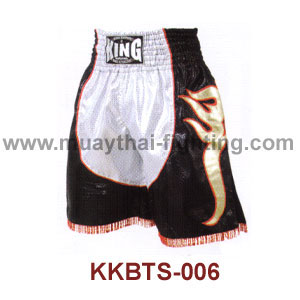 Top KING K1 Boxing Trunks Satin KKBTS-006