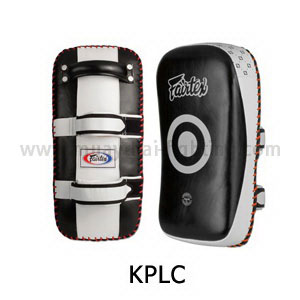 Fairtex Curved Thai Kick Pads KPLC