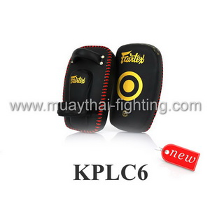 Fairtex Light Weight Small Kick Pads KPLC6
